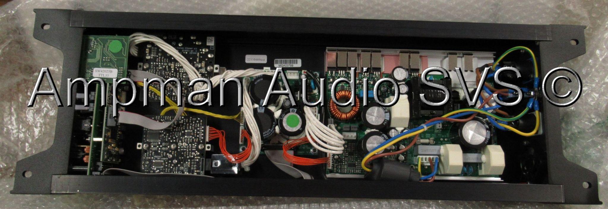 Rcf Ttl33a Ii Amplifier Assembly 230v Ampman Audio